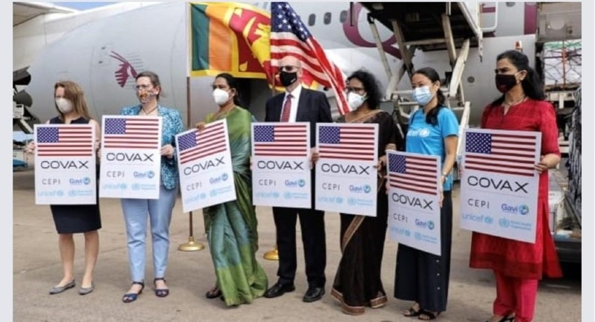 Sri Lanka gets first batch of Moderna COVID vaccine