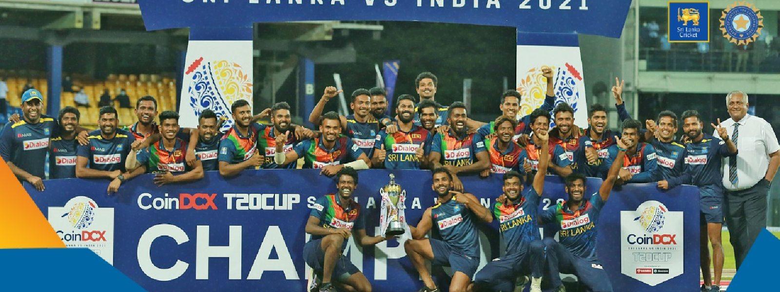 Sri Lanka Beat India By 7 Wickets, Win Series 2-1