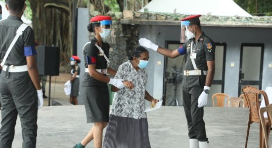 WHO stands by GoSL to ensure national targets are met; WHO rep to SL