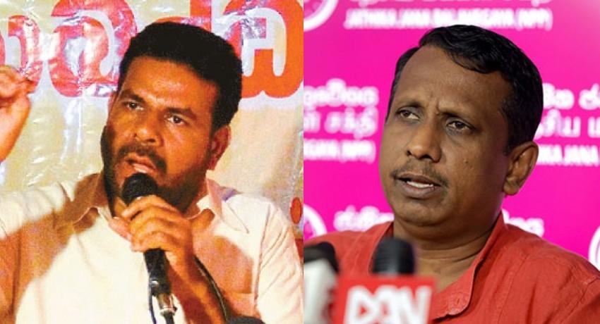 Samantha Vidyaratne & Namal Karunaratne surrender to police