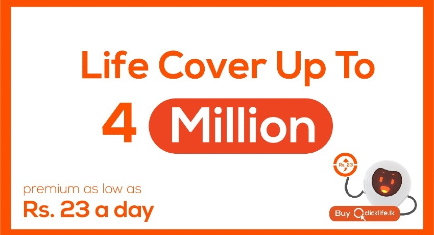 Paperless, & Affordable Protection with Clicklife from Union Assurance