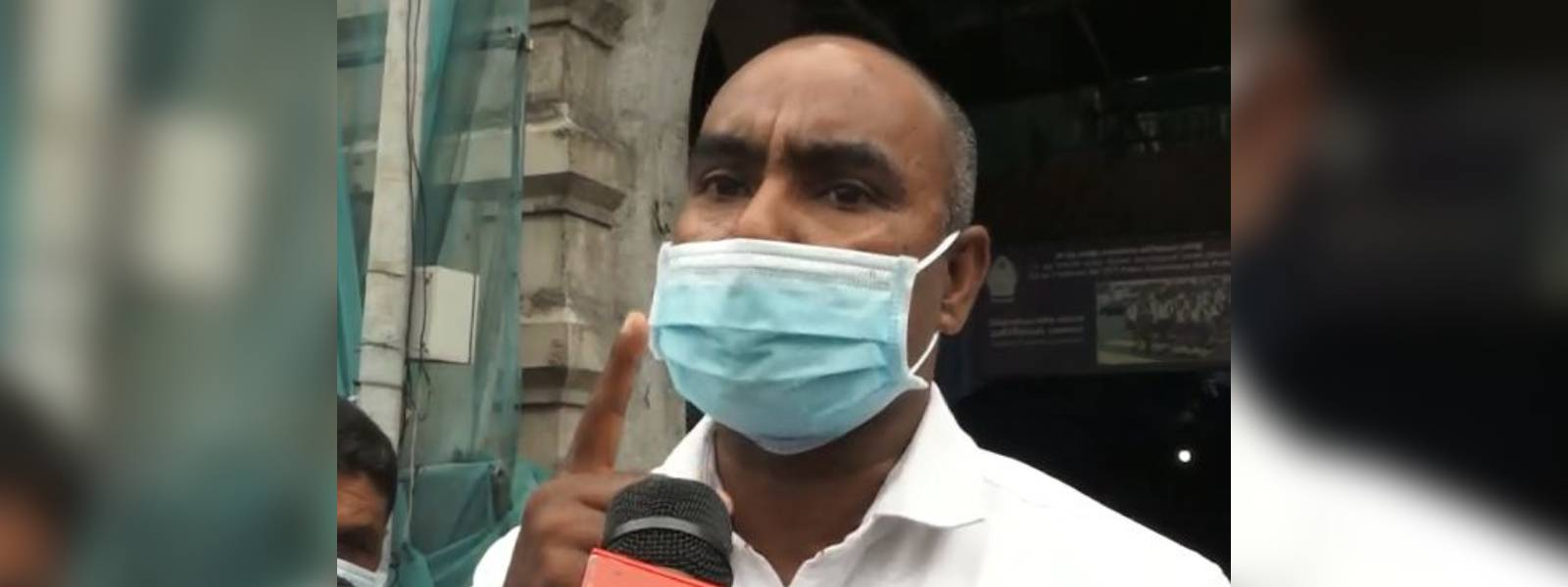 Port unions seeks probe into procurement of masks