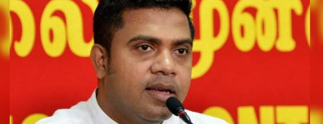 10,000 MT of Chemical Fertilizer imported while ban in-place, says JVP