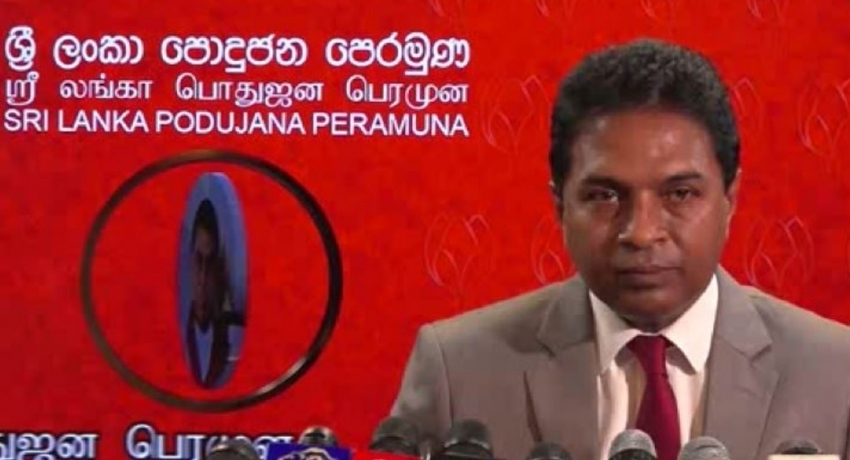 MP Sagara Kariyawasam appointed as SLPP Deputy National Organizer