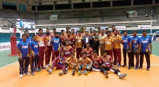 Sri Lanka defeats Uzbekistan 3-0 to enter 21st Senior Asian Volleyball Championship