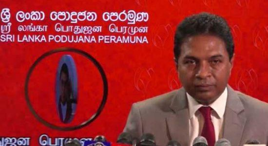 SLPP undecided on no-confidence motion against Gammanpila