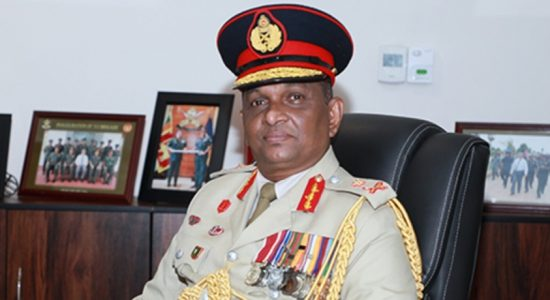 Major General Priyantha Perera – 58th Chief of Staff of the Army