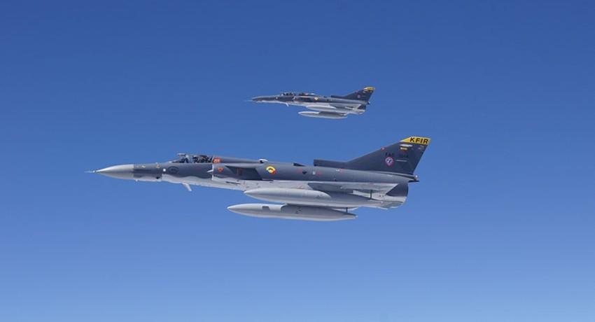 Israel Aerospace Industries to Upgrade SLAF Kfir Aircraft