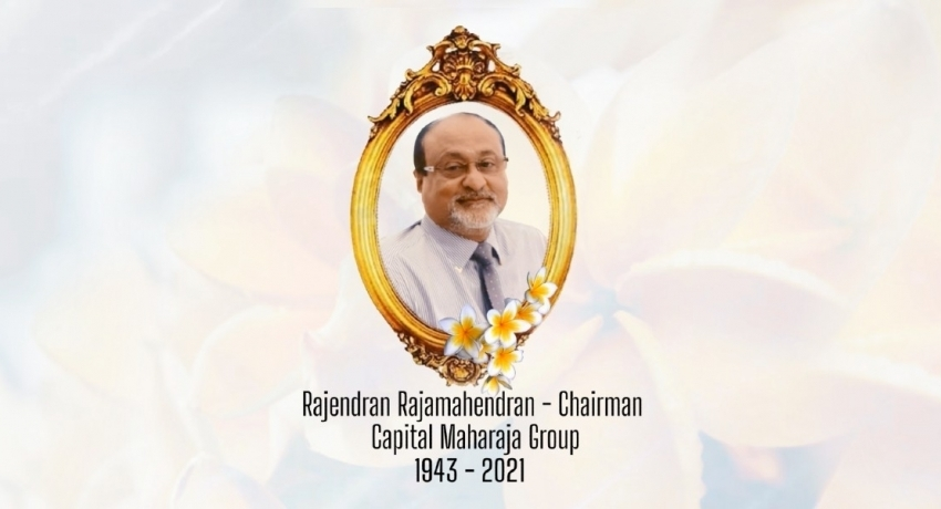'Mr Rajamahendran was a pillar of strength', a tribute from the Master Blaster