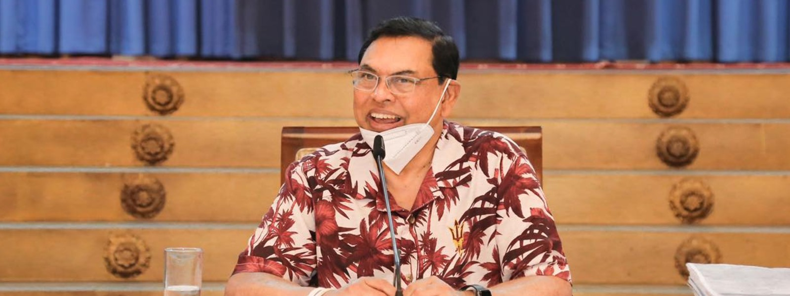 Finance Min. to prioritize the implementation of 'Vistas of Prosperity and Splendour'