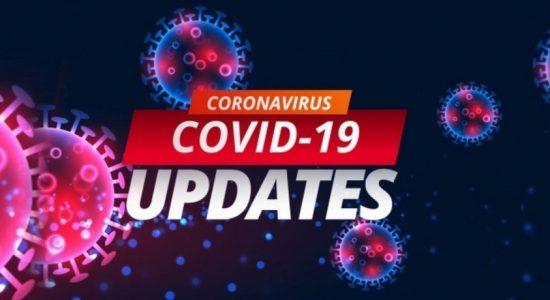 1,883 COVID-19 cases on Thursday (01)