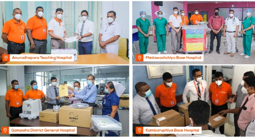 Union Assurance Offers Vital Medical Equipment to Aid the Fight Against COVID-19