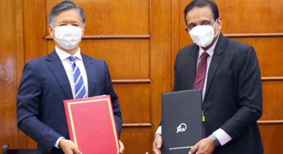 Japan provides Rs.488 million grant aid for Human Resource Development