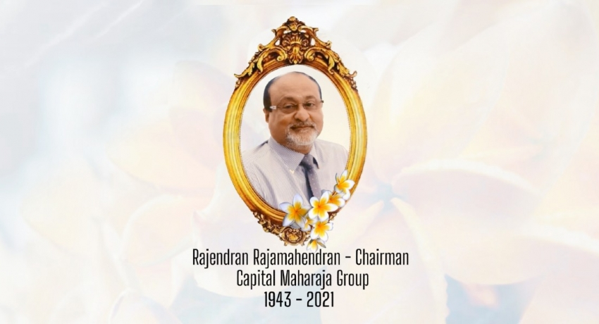 End of an Era : Tributes for the late Media Icon R. Rajamahendran