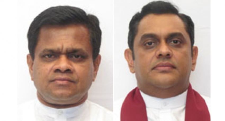Two new State Ministers sworn in
