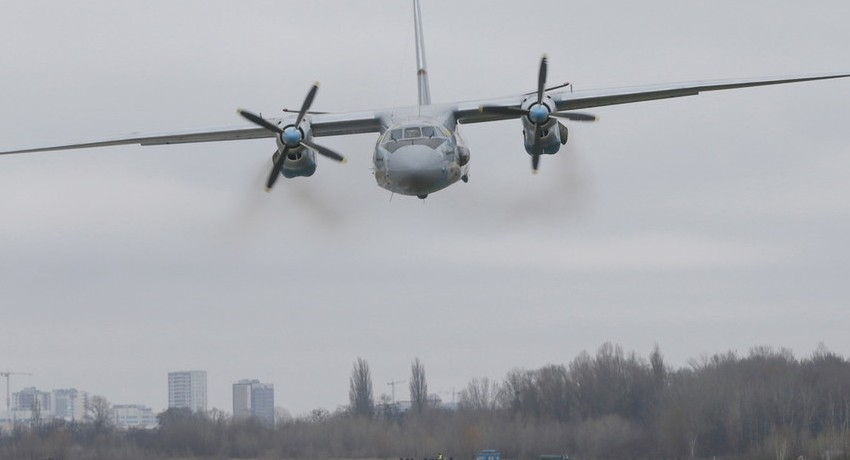 Plane with 29 people on board goes missing in Russia's Far East
