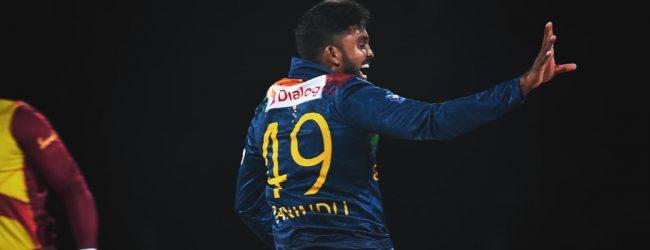 Wanindu Hasaranga placed second best in ICC T20 bowler rankings