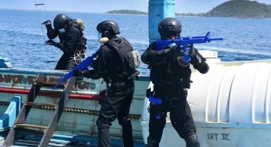 (VIDEO) CARAT–21 Exercise with US & Japan concludes on successful note