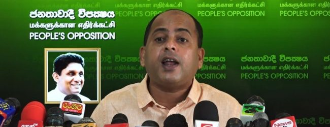 'Learn from the Prime Minister,' Marikkar tells ruling party MPs