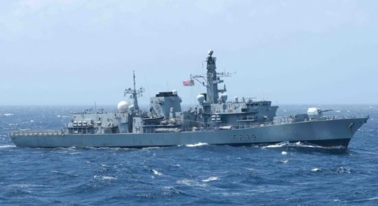 UK & Thailand to conduct naval exercises on Saturday (24)