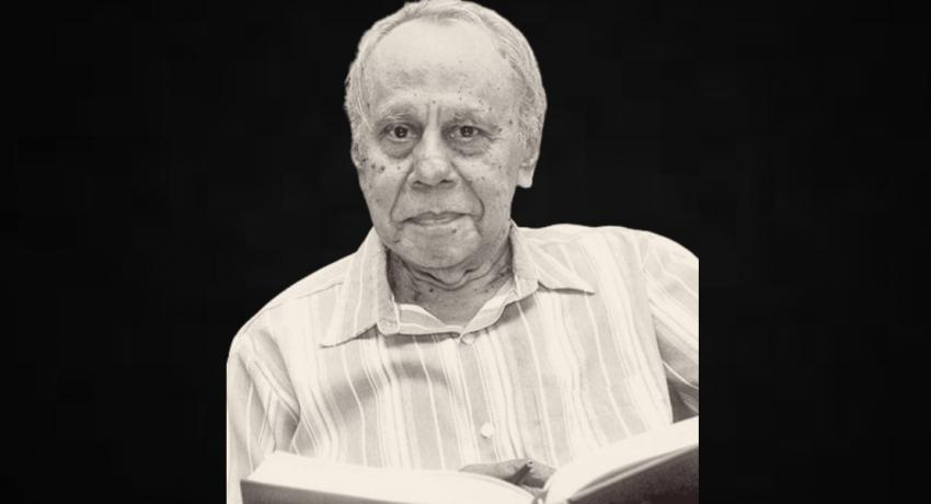Prof. Wimal Ballagalle – Scholar & Erudite Linguist passes away at 97