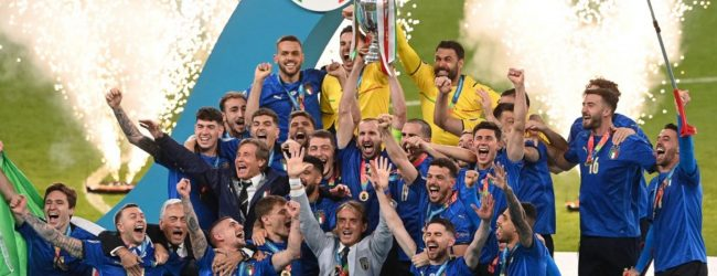 Italy crush England's dreams after winning Euro 2020 on penalties