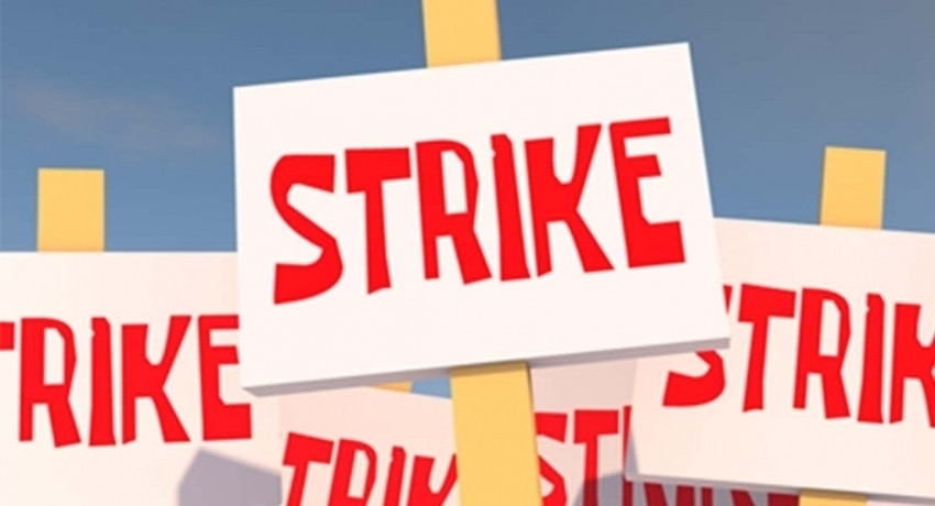 PCR numbers drop as 15 health trade unions strike citing 14 demands