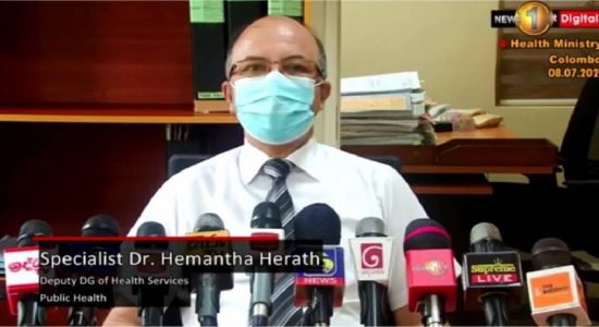 Health Ministry refutes claim on Pfizer jab allocated for VIPs