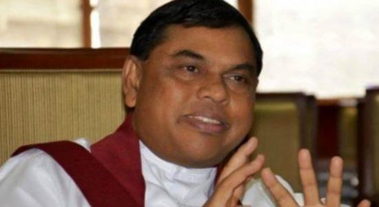 Basil Rajapaksa sworn in as Minister of Finance