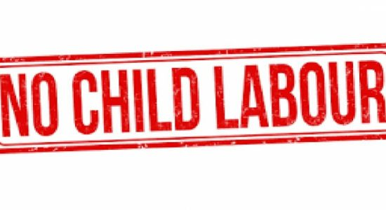 Child Domestic Labour to be declared under dangerous jobs