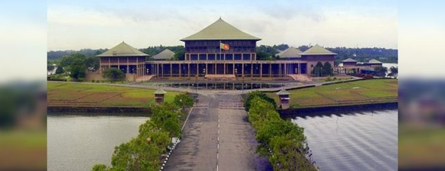 07 Non-Parliamentary Political Parties summoned