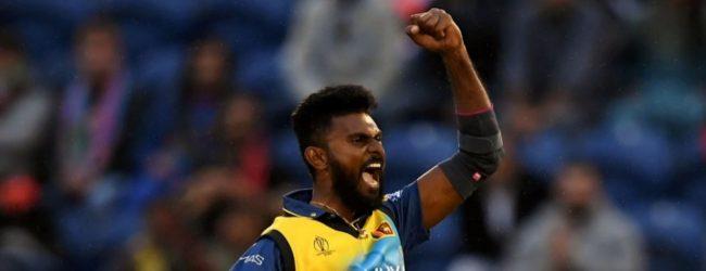 Isuru Udana retires from International cricket