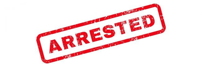 Suspect arrested for stealing copper wire from A/C units at SLFP Headquarters