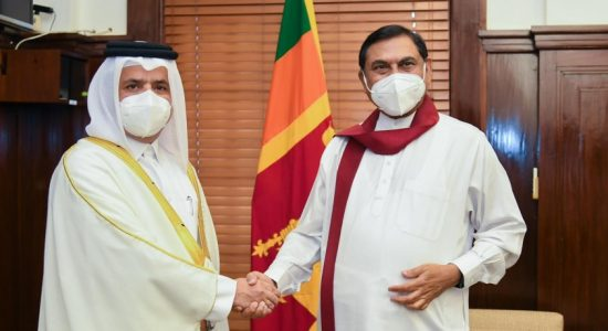 Asian & Middle Eastern Diplomats meet with Finance Minister
