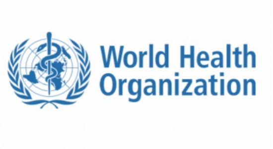 WHO commends vaccination program