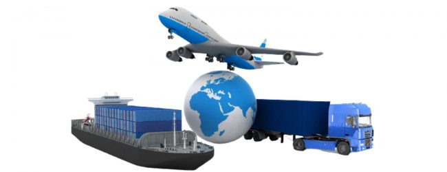 Imports of multiple goods from overseas suspended