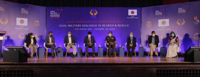 Sri Lanka's Elite Rescue Team made Official