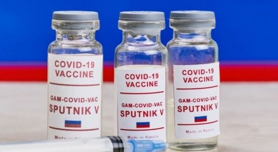 15,000 Sputnik doses reach Sri Lanka & will be used as 02nd dose in Kandy