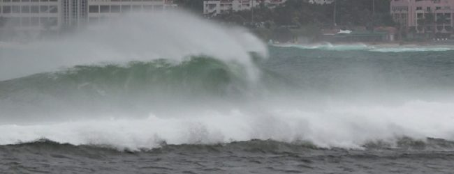 Coastal areas to experience swell waves