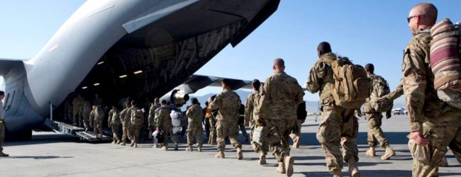 U.S. completes withdrawal of forces from Afghanistan after 20-year war