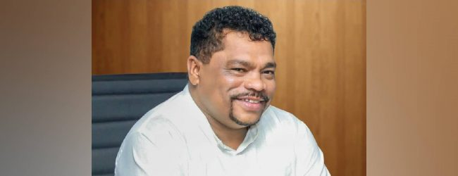 I cannot donate my salary: State Minister Piyal Nishantha