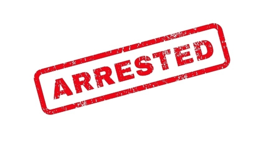 Four arrested for stealing steel pipes off Peliyagoda Expressway
