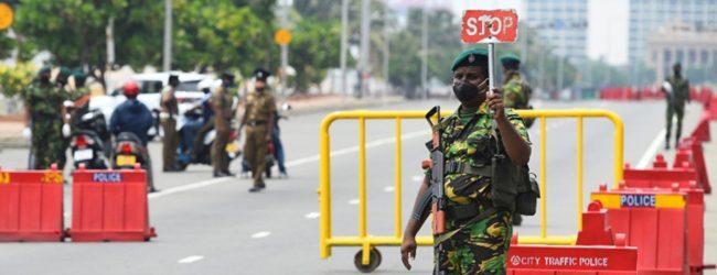 Over 700 arrested for violating lockdown regulations