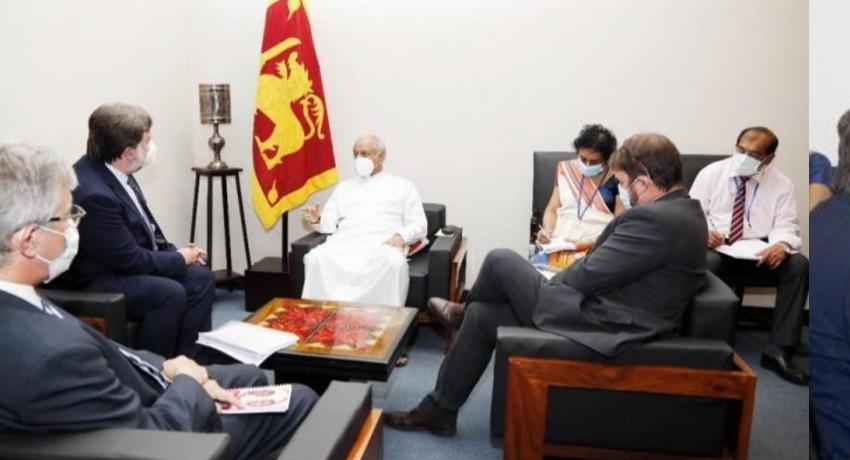 COP26 Regional Ambassador commends SL commitments on renewable energy