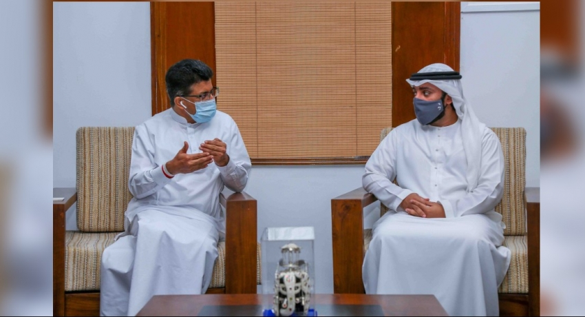 SL in discussion with UAE, Iran to purchase crude oil & petroleum