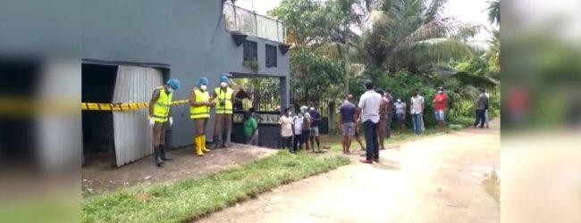 Kadawatha Fire : Husband & Wife dead, police continue investigations