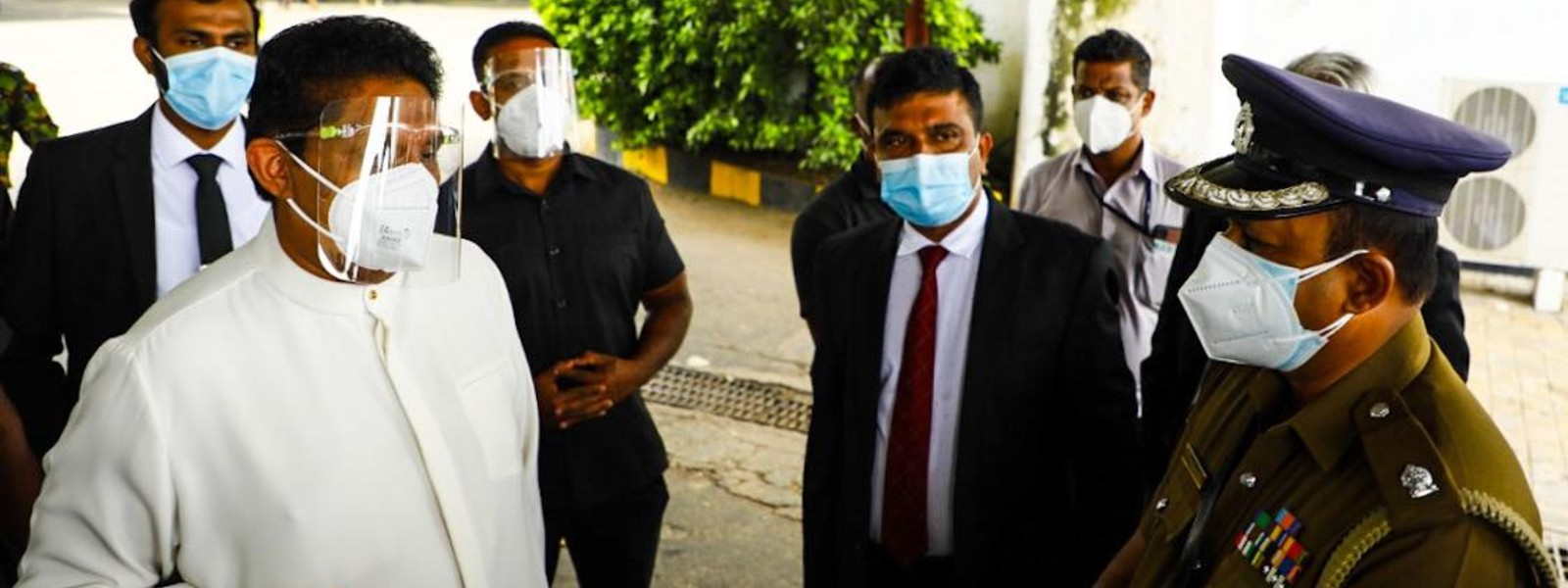 Opposition Leader denied entry to Harbour Police to visit detained teachers