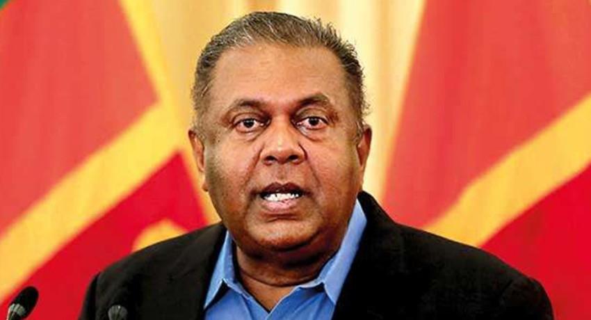 Former Finance Minister Mangala Samaraweera has passed away