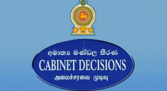 Cabinet approves to make teachers & principals salary revisions through the budget