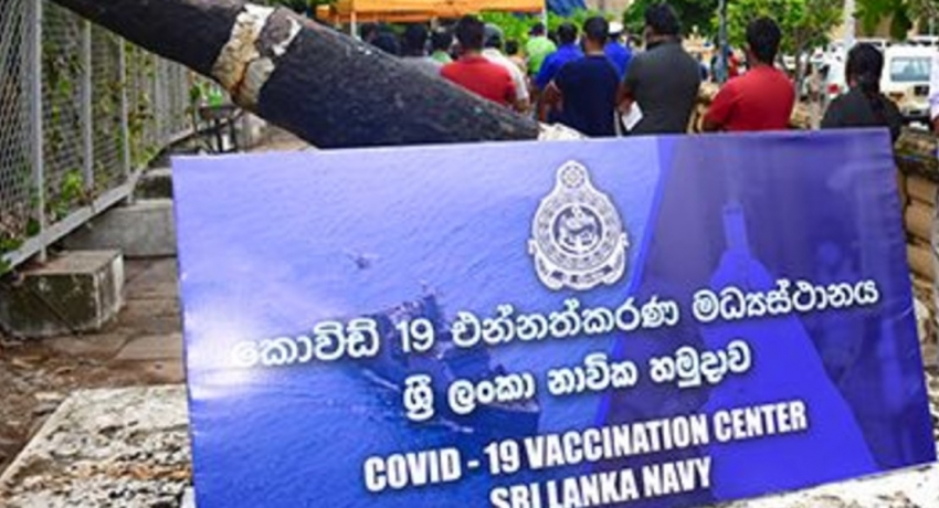 Navy pledges support to COVID-19 vaccination drive